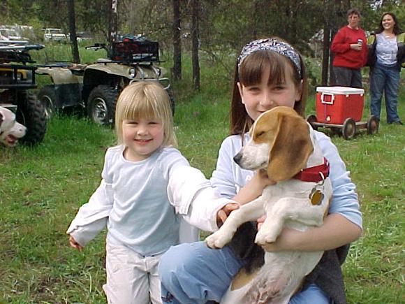 Dog Love Girls